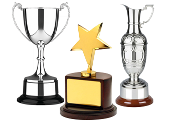 Quality Silver Trophies