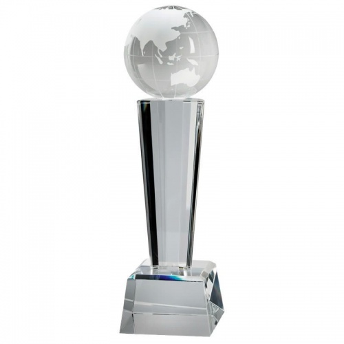 Crystal Globe Column Award AC02