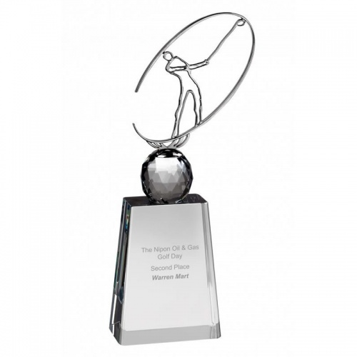 Glass Golf Award AC169