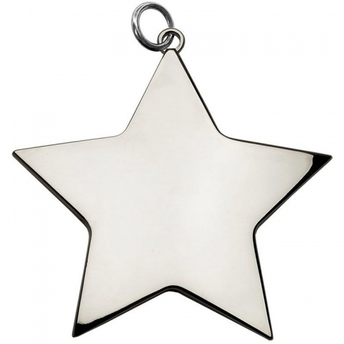 80mm Silver Star Medal