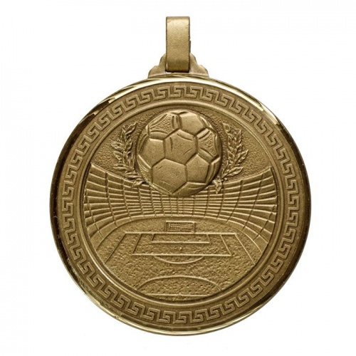 Universal Gold Football Medal