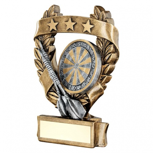 Darts Laurel Wreath Trophy RF483