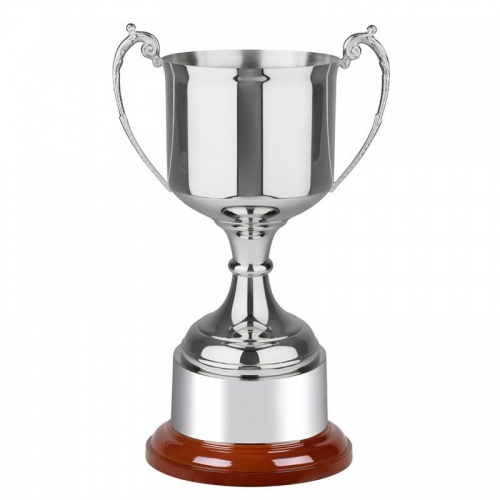Nickel Plated 'Windsor' Trophy SNW924