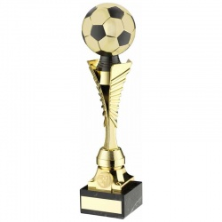 Gold Colour Football Trophy AT39