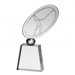 Glass Golf Award GLC031