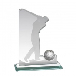 Glass Golf Award JOG013