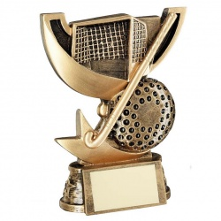 Resin Hockey Trophy Cup RF788