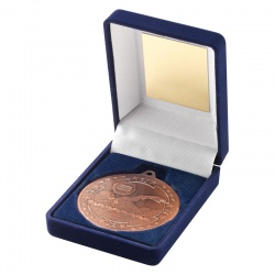 3.5in Bronze Swimming Medal
