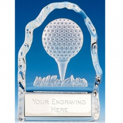 Echo Golf Ball Glass Wedge