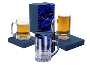 Crystal Tankards