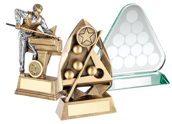 Pool & Snooker Trophies
