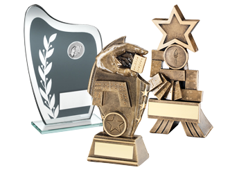 Table Games Trophies