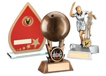 Ten Pin Bowling Trophies