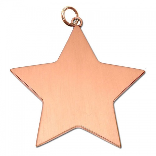 68mm Bronze Star Medal