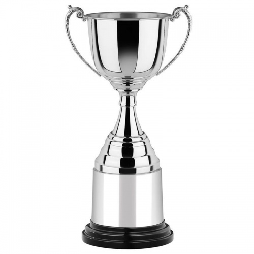 Nickel Plated Trophy DBWCSR1