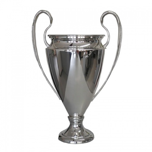 European Cup Style Trophy