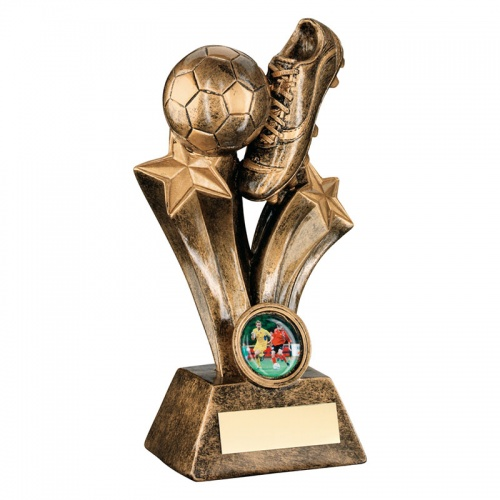 8in Resin Football Award RF121