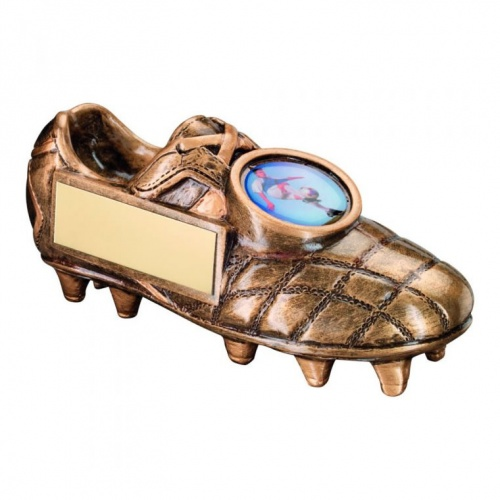 3D Football Golden Boot Award RF194