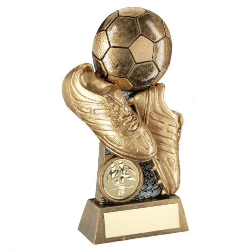 Football Ball & Boots Trophy RF281