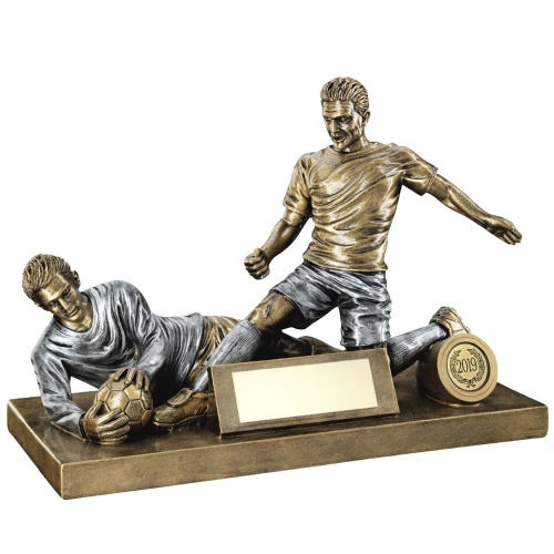 Football Goalkeeper Save Trophy RF508