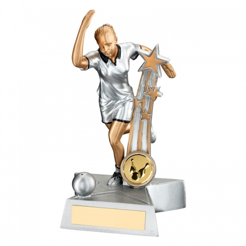 Tenpin Bowling Figure (Female)