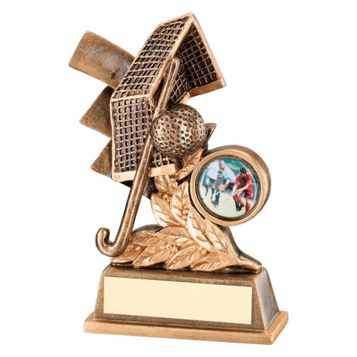 4.25in Resin Hockey Award