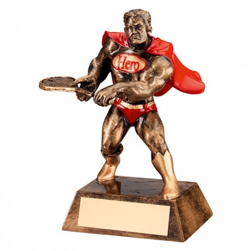 Tennis Hero Figure Award