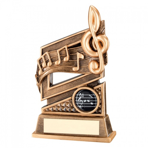 Music Awards Trophy
