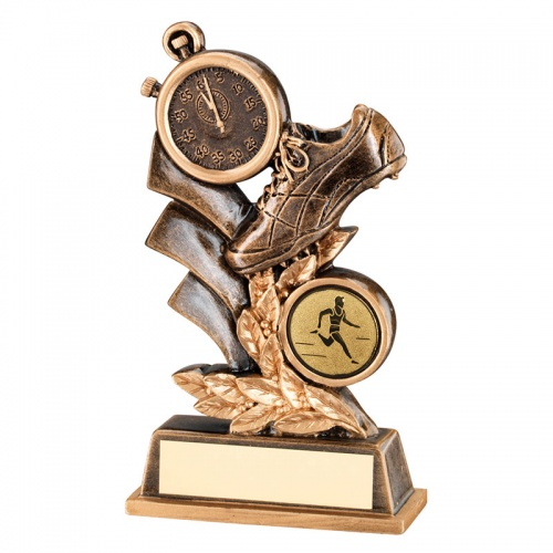 5in Athletics Running Trophy