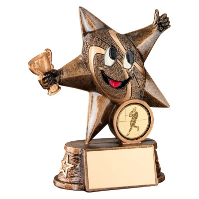 Resin Rugby Comic Star Award
