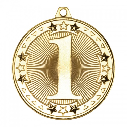 50mm Gold 1st Place Medal M84