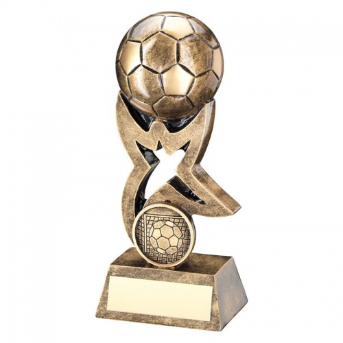 5.5in Football Star Award RF261