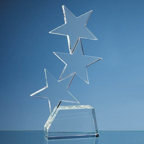 Crystal Triple Star Award