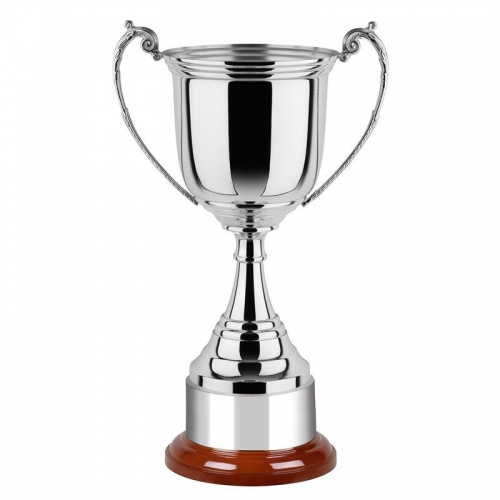 Nickel Plated Trophy WCSR5-1