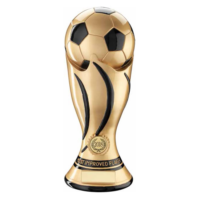 football most improved player award rf921 awards trophies supplier