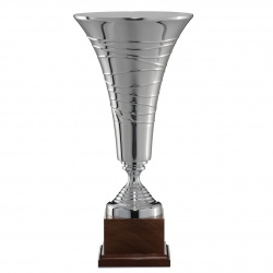 Silver Vase Trophy with Spiral 1360