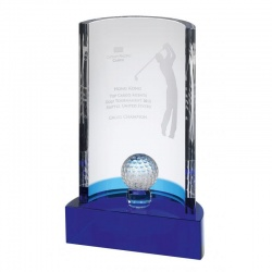 Crystal Golf Award AC166