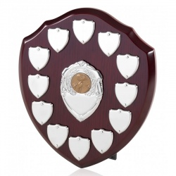8in Wood Awards Shields BPS