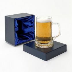 Half Pint Stern Tankard With Star Base