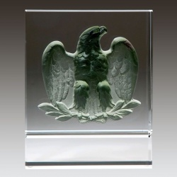 Prism Elite Majestic Eagle (Pewter Green)