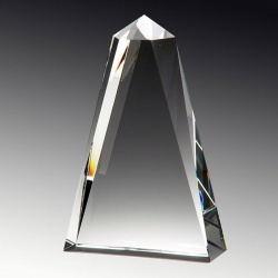 Prism Crystal Big Top Award