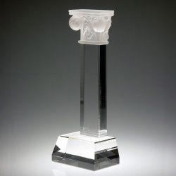 Prism Crystal Pillar of Success Award