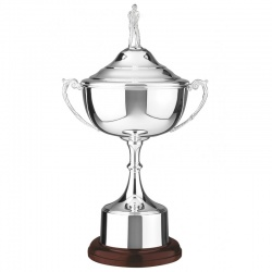 Golf Trophy The Canturbury Award