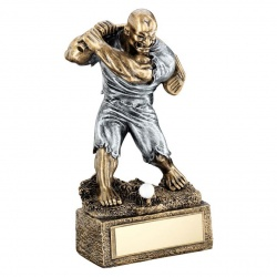 Resin Golf Beast Figure Trophy RF832