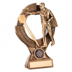 7in Resin Male Darts Awards