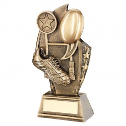 Resin Rugby Scene Award RF664