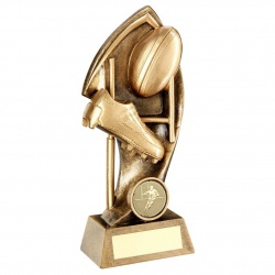 Resin Rugby Scene Trophy RF754