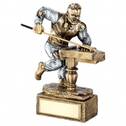 Snooker Beast Figure Trophy