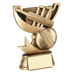 Resin Cricket Trophy Cup RF786
