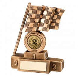 Chequered Flag Trophy Second Place